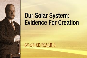 Our Created Solar System