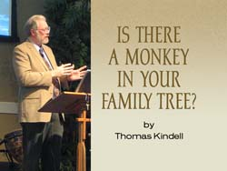 Is There a Monkey in Your Family Tree?